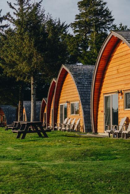Ocean Village cabins.