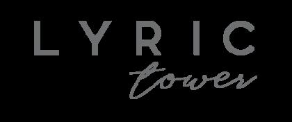 The Lyric Tower logo.