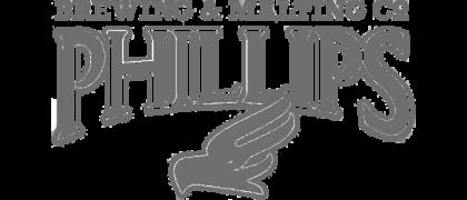 The Phillips logo.