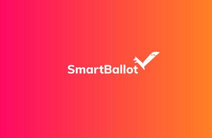 The SmartBallot logo