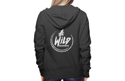 Wild Renfrew branded hoodie