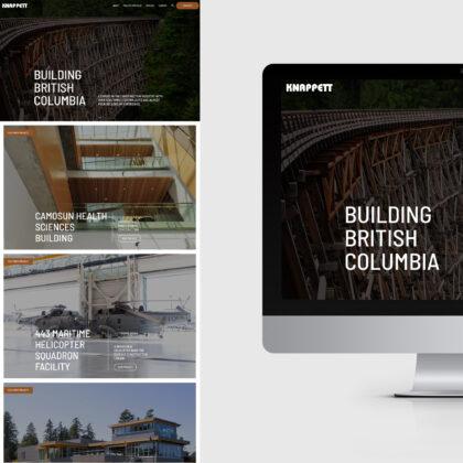 Several images from the Knappett website