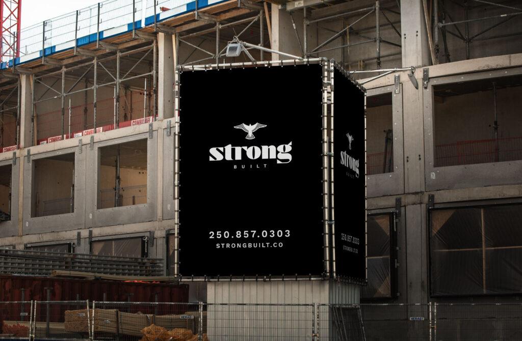 Strong Built